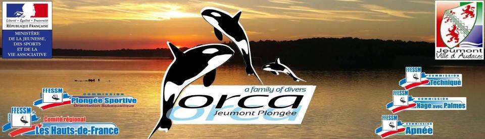 ORCA Jeumont Plongée